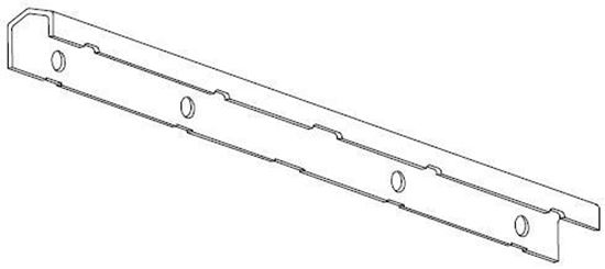 Picture of Pozzi Casement Arm Track and Sash Bracket PC108