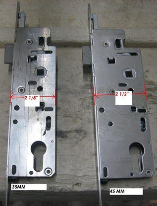 Picture of Norco Swing Door Lock Set NH102