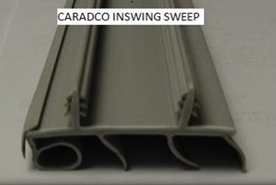 Picture of Caradco Swing Door Sweep CH101