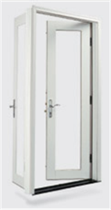 Picture of Pozzi Swing Door Top Weatherstrip-Outswing PH106
