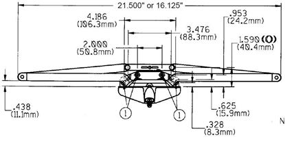 Picture of Hurd Awning Operator HA102